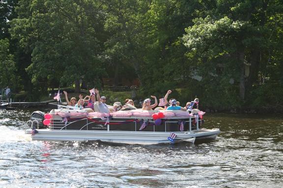 2016 LSA Boat Parade