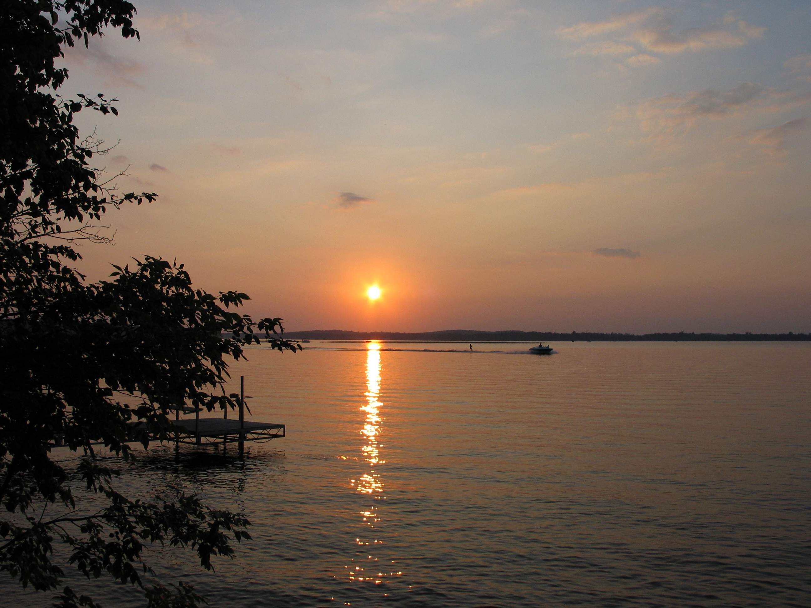 Lake Sullivan Sunset2