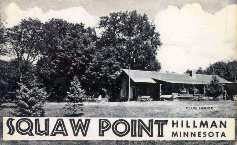 Squaw Point Postcard