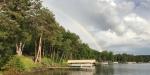 Lake Sullivan Rainbow 7-1-17 John Nelson