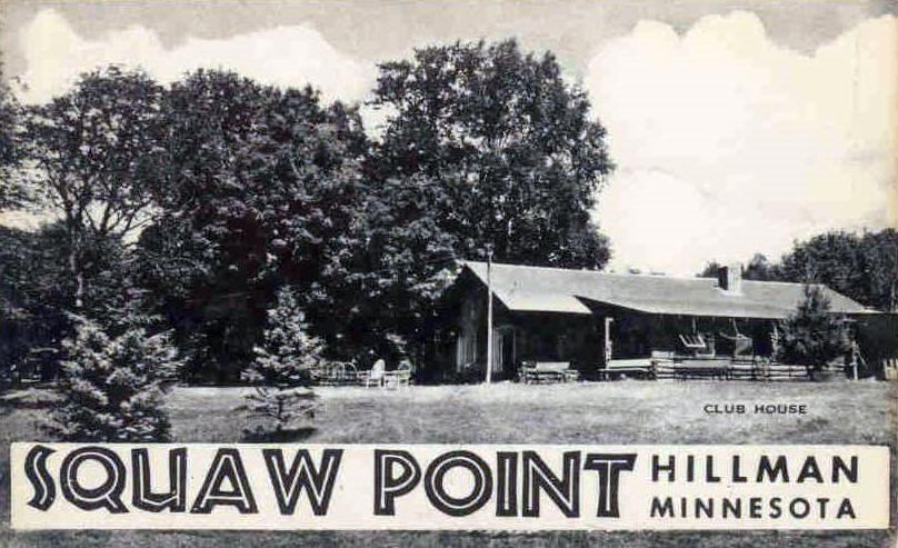 Squaw Point Postcard